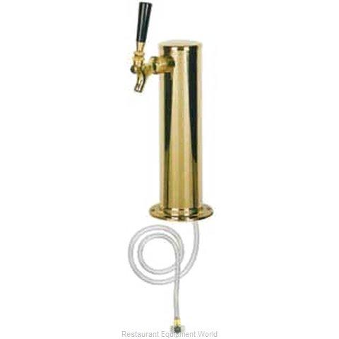 Micro Matic D4743T-PVD Draft Beer Dispensing Tower