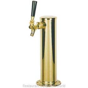 Micro Matic D4743T-PVDKR Draft Beer / Wine Dispensing Tower