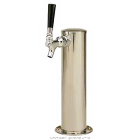 Micro Matic D4743TKR Draft Beer / Wine Dispensing Tower (Magnified)
