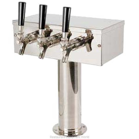 Micro Matic D7743PSSKR Draft Beer Dispensing Tower Head Unit