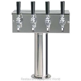 Micro Matic D7744PSS Draft Beer Dispensing Tower Head Unit