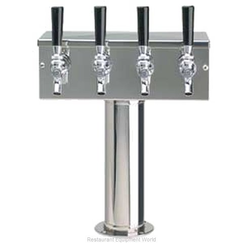Micro Matic D7744PSSKR Draft Beer Dispensing Tower Head Unit