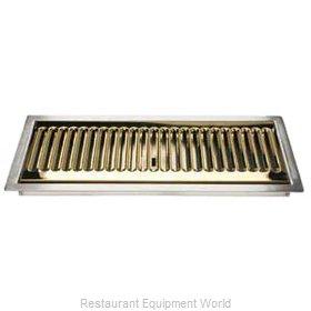 Micro Matic DP-220DSSPVD Drip Tray Trough, Beverage