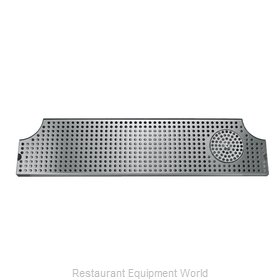 Micro Matic DP-MET-H-34GR-Z Drip Tray Trough, Beverage