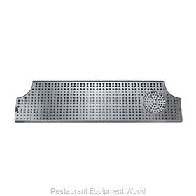Micro Matic DP-MET-H-46GR-Z Drip Tray Trough, Beverage