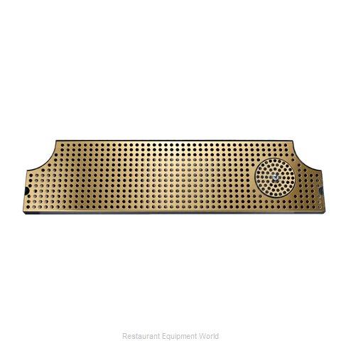 Micro Matic DP-MET-H-PVD-28GR-Z Drip Tray Trough, Beverage