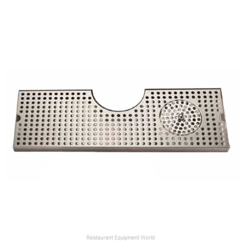 Micro Matic DP-MET-T-24GR Drip Tray Trough Beverage (Magnified)