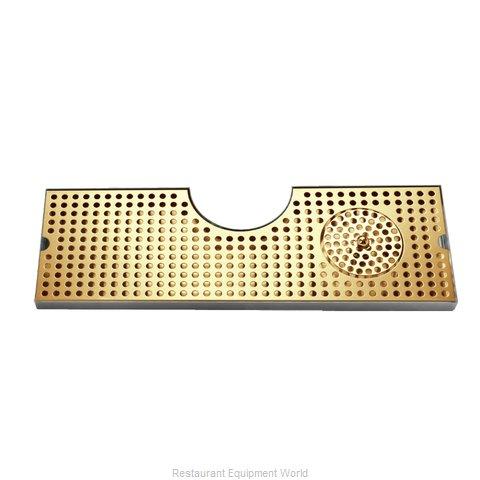 Micro Matic DP-MET-T-PVD-24GR-Z Drip Tray Trough, Beverage