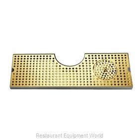 Micro Matic DP-MET-T-PVD-34GR-Z Drip Tray Trough, Beverage
