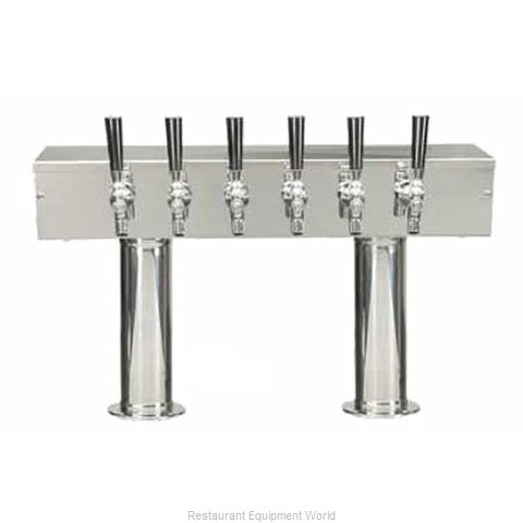 Micro Matic DPT36PSS-PL Draft Beer Dispensing Tower Head Unit