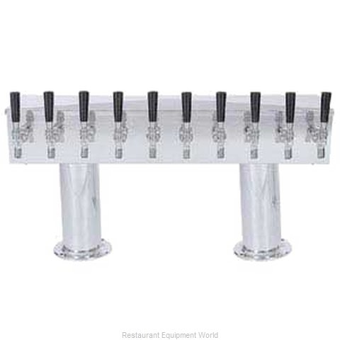 Micro Matic DPT410PSSKR Draft Beer / Wine Dispensing Tower