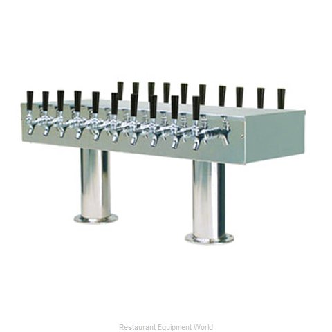 Micro Matic DPT420PSSKR Draft Beer Dispensing Tower Head Unit
