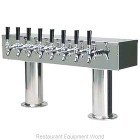 Micro Matic DPT48PSS Draft Beer Dispensing Tower Head Unit