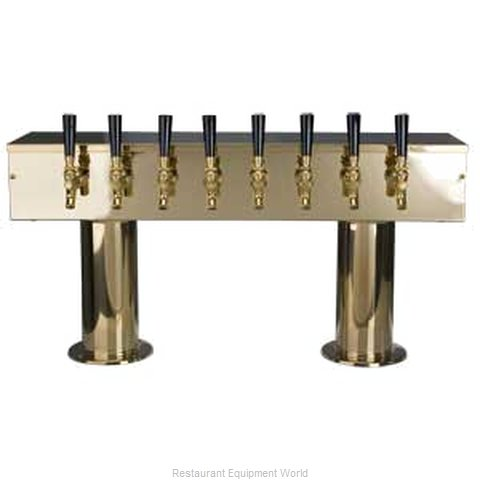 Micro Matic DPT48PVDKR Draft Beer Dispensing Tower Head Unit