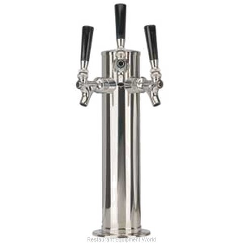 Micro Matic DS-133-PSS Draft Beer Dispensing Tower