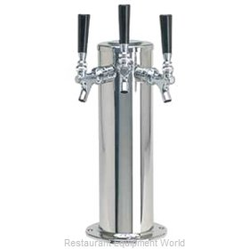 Micro Matic DS-143-PSS Draft Beer Dispensing Tower