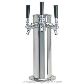 Micro Matic DS-143-PSSKR Draft Beer Dispensing Tower Head Unit