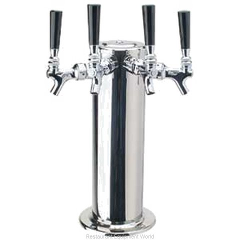 Micro Matic DS-144-PSS Draft Beer Dispensing Tower