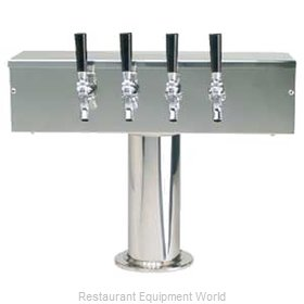 Micro Matic DS-354-PSS Draft Beer / Wine Dispensing Tower
