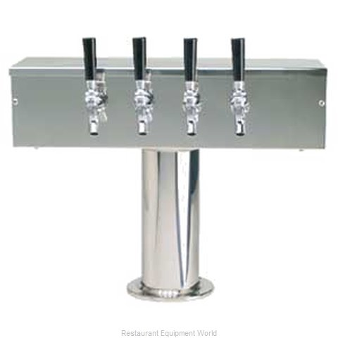 Micro Matic DS-354-PSSKR Draft Beer / Wine Dispensing Tower
