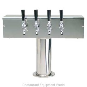Micro Matic DS-354-PSSKR Draft Beer Dispensing Tower Head Unit