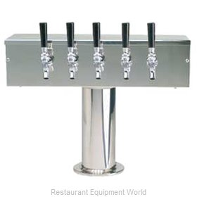 Micro Matic DS-355-PSS Draft Beer Dispensing Tower