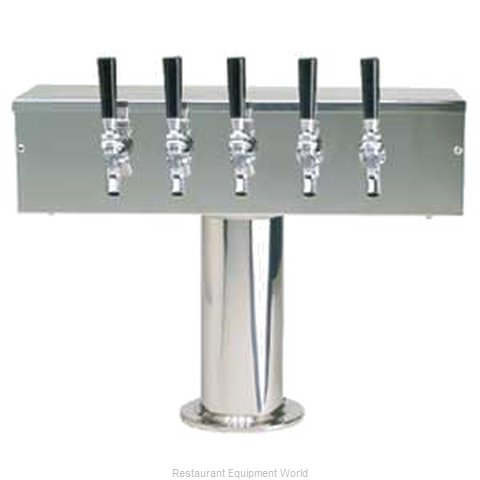 Micro Matic DS-355-PSSKR Draft Beer Dispensing Tower Head Unit