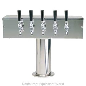 Micro Matic DS-355-PSSKR Draft Beer / Wine Dispensing Tower