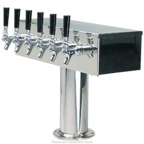 Micro Matic DS-356-PSS Draft Beer Dispensing Tower Head Unit