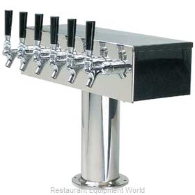 Micro Matic DS-356-PSS Draft Beer Dispensing Tower