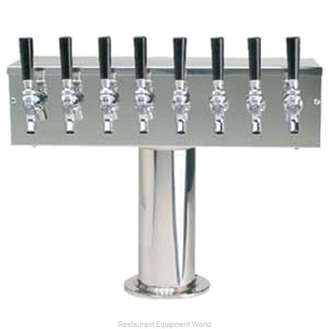 Micro Matic DS-358-PSS Draft Beer Dispensing Tower Head Unit
