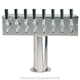 Micro Matic DS-358-PSSKR Draft Beer Dispensing Tower Head Unit