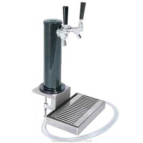 Micro Matic DS432CL Draft Beer Dispensing Tower