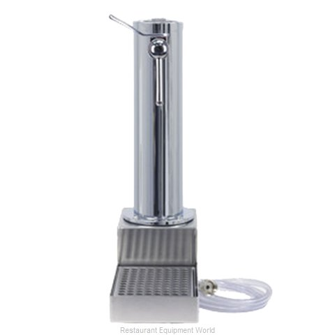 Micro Matic DS531CL-W Draft Wine Dispensing Tower