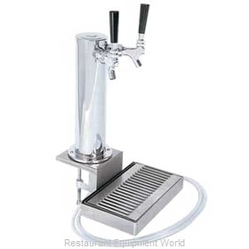 Micro Matic DS532CL Draft Beer Dispensing Tower