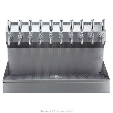Micro Matic KRONOS-10SSKRGR Draft Beer / Wine Dispensing Tower