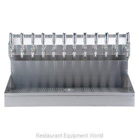 Micro Matic KRONOS-12SSKRGR Draft Beer / Wine Dispensing Tower