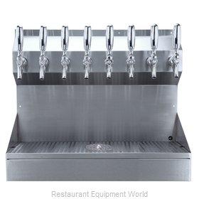 Micro Matic KRONOS-8SSKRGR Draft Beer / Wine Dispensing Tower