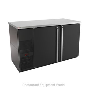Micro Matic MBB58-E Back Bar Cabinet, Refrigerated