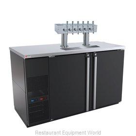 Micro Matic MBB58BC-E-A Draft Beer Cooler