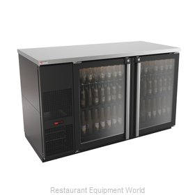 Micro Matic MBB58G-E Back Bar Cabinet, Refrigerated