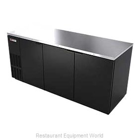 Micro Matic MBB78 Backbar Cabinet Refrigerated