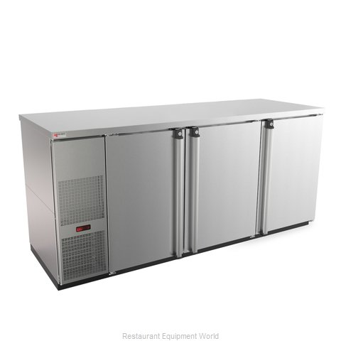 Micro Matic MBB78S-E Back Bar Cabinet, Refrigerated