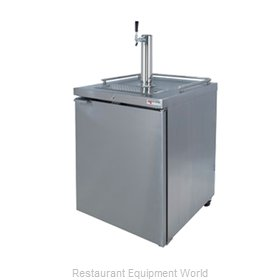 Micro Matic MDD23S-E Draft Beer Cooler