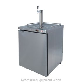 Micro Matic MDD23SD-E Draft Beer Cooler