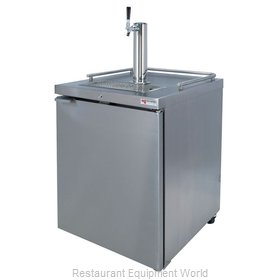 Micro Matic MDD23SGR-E Draft Beer Cooler