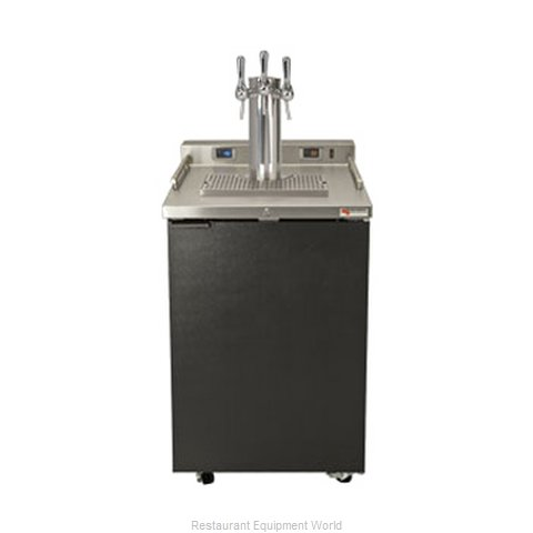 Micro Matic MDD23W-B Wine Cooler Dispenser
