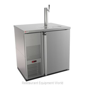 Micro Matic MDD36S-E Draft Beer Cooler