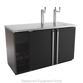 Micro Matic MDD58-E Draft Beer Cooler