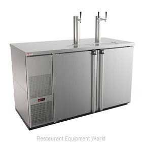 Micro Matic MDD58S-E Draft Beer Cooler